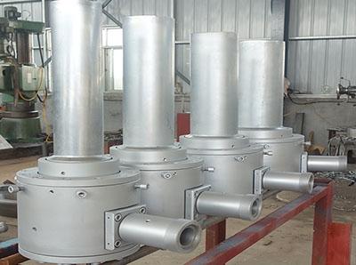 一步法保温管生产线